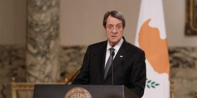 Αναστασιάδης (Κύπρος) για 11η Σεπτεμβρίου: Ανανεώνουμε την αποφασιστικότητά μας στον παγκόσμιο αγώνα κατά της τρομοκρατίας