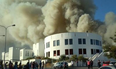 Μέτρα στήριξης των φοιτητών μετά τη φωτιά στο Πανεπιστημίου Κρήτης – Στο Ηράκλειο στις 24/9 ο Γαβρόγλου