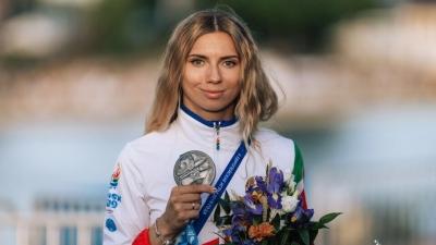 Τσιμανούσκαγια: Έθεσε σε δημοπρασία το μετάλλιο της για τα θύματα του προέδρου Λουκασένκο