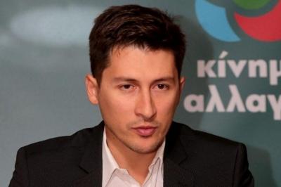 Χρηστίδης (KIΝΑΛ): Οι νόμοι του ΠΑΣΟΚ για τις εργασιακές σχέσεις δεν έχουν καμία σχέση με αυτό που φέρνει ο κ. Μητσοτάκης
