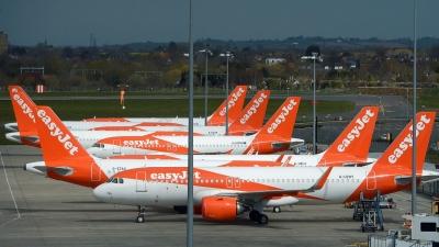 Δάνειο 1,87 δισ. δολαρίων πήρε η αεροπορική εταιρεία easyJet