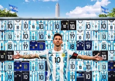Λιονέλ Μέσι: Εμφάνιση Νο.148 και πρώτος σε συμμετοχές με την Αργεντινή!