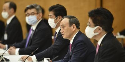 Σάλος στην Ιαπωνία: Βουλευτές έσπασαν το lockdown και βγήκαν σε νυχτερινά κέντρα