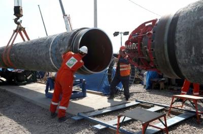 ΕΕ: Να συζητηθεί σε ευρωπαϊκό επίπεδο η συμφωνία για τον Nord Stream 2 μεταξύ ΗΠΑ - Γερμανίας