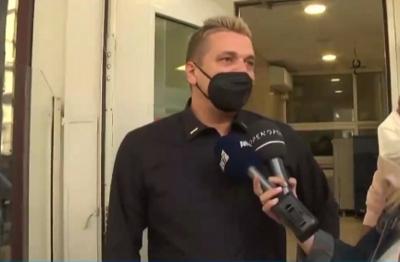 Ελεύθερος ο τραγουδιστής Αλέξης Πρεβενάς για τα ναρκωτικά – Ζήτησε «συγγνώμη»