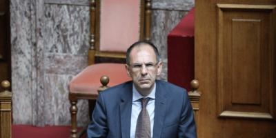 Γεραπετρίτης: Η Ελλάδα θα εξαντλήσει κάθε μέσο για προστασία της εθνικής κυριαρχίας και ακεραιότητας