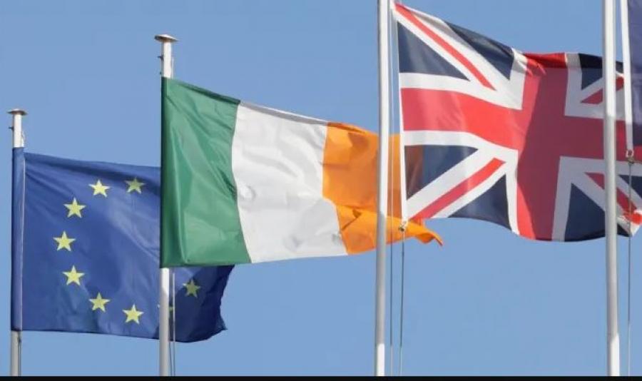 Προειδοποιήσεις ΕΕ, ΗΠΑ προς Μ. Βρετανία: Μην βάζετε σε κίνδυνο την ειρήνη στη Β. Ιρλανδία
