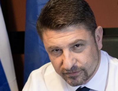 Στον δήμο Μύκης ο Χαρδαλιάς: Θα περάσουμε δύσκολα τις επόμενες δύο εβδομάδες