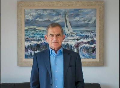 Δημήτρης Κοίλιαρης SABO: Από το Βασιλικό Ευβοίας στην κορυφή του κόσμου στους βιομηχανικούς αυτοματισμούς