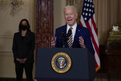Biden (ΗΠΑ): Θα υποδεχόμαστε 8πλάσιους πρόσφυγες σε σχέση με την εποχή Trump