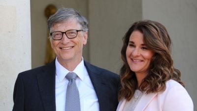 Κατά 3 δισεκ. πλουσιότερη έγινε η Melinda Gates αμέσως με την ανακοίνωση του διαζυγίου