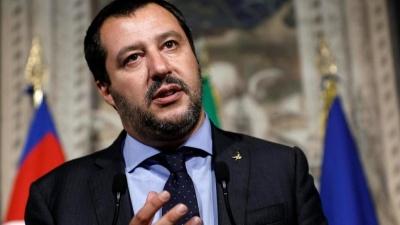 Η Ιταλία αρνείται να δεχτεί γερμανικό πλοίο με 64 μετανάστες