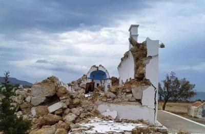 Αισθητός μέχρι και στην…Αίγυπτο ο σεισμός της Κρήτης