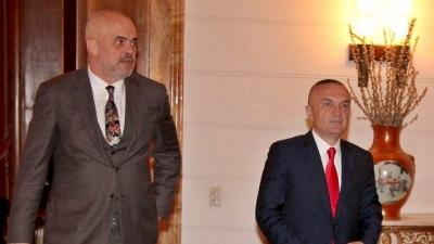 Νέα πολιτική όξυνση στην Αλβανία: Ο Edi Rama δρομολογεί την καθαίρεση του προέδρου Ilir Meta