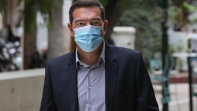 Επίσκεψη Τσίπρα στο Λαϊκό Νοσοκομείο: Η συλλογική ανάσταση θα έρθει με αγώνες και διεκδικήσεις