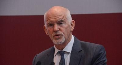 Γ. Παπανδρέου: Η ΕΕ δεν έδωσε το σωστό μήνυμα σε Βόρεια Μακεδονία και Αλβανία