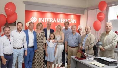 INTERAMERICAN: Δυναμικό ξεκίνημα  στην Κάλυμνο
