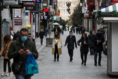 Πώς θα λειτουργεί το λιανεμπόριο από 5 Απριλίου –   Παραμένει η εξαίρεση για Θεσσαλονίκη, Κοζάνη και Αχαΐα