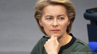Von der Leyen (πρόεδρος Κομισιόν): ΝΑΤΟ και Ευρωπαϊκή Ένωση δεν είναι αντίπαλοι, «αλληλοσυμπληρώνονται»