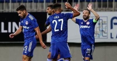 Live: Ολυμπιακός-Λουντογκόρετς 1-1 (Τελικό)