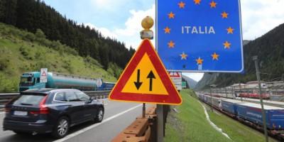 Ελβετία - Ιταλία: Διακόπτεται προσωρινά η σιδηροδρομική τους σύνδεση λόγω κορωνοϊού