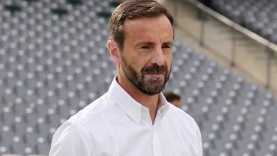 Μάντζιος: Πρώτη φορά αντιμέτωπος με τον Ιωνικό ως προπονητής, εκεί που έκλεισε ως παίκτης την καριέρα του το 2004!