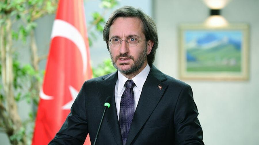 Altun (εκπρ. Erdogan): Η Ελλάδα φιλοξενεί τρομοκράτες που σχεδιάζουν επιθέσεις στην Τουρκία - Τι απαντά η Αθήνα
