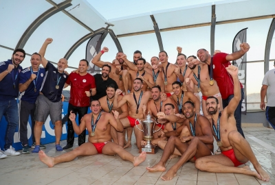 Νταμπλούχος Ελλάδας στο πόλο ο Ολυμπιακός, «έπνιξε» την ΑΕΚ στον τελικό Κυπέλλου (video)