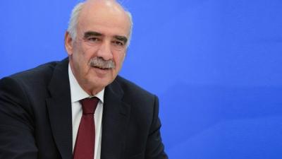Μεϊμαράκης: Ζήτησε αναστολή ενταξιακών διαπραγματεύσεων με την Τουρκία