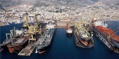 Η ONEX επισημοποίησε το αμερικανικό ενδιαφέρον για τα Ναυπηγεία Ελευσίνας