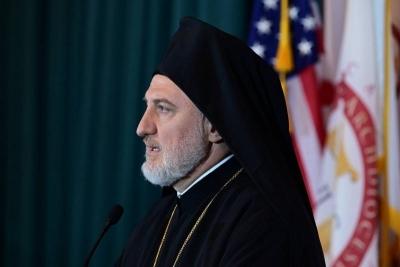 Αρχιεπίσκοπος Ελπιδοφόρος: Καμία εξαίρεση από το εμβόλιο για κανέναν πιστό για λόγους θρησκευτικούς