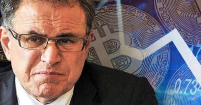 Roubini: Στις αγορές ο Δαυίδ δεν μπορεί να νικήσει τον Γολιάθ, δεν θα πλουτίσετε από τα κρυπτονομίσματα ή αλλιώς «shitcoins»
