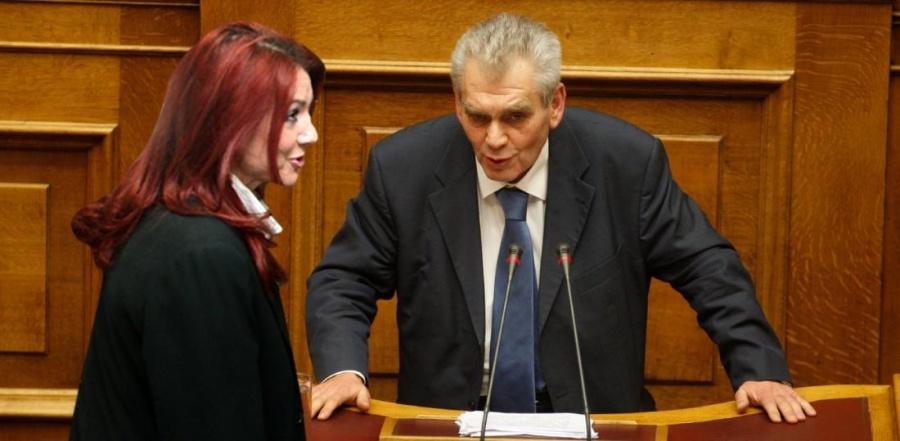 Πρανακριτική Novartis: Ωμό εκβιασμό από Παπαγγελόπουλο καταγγέλει η Ράικου - Σκληρή απάντηση από τον πρώην αναπληρωτή υπουργό Δικαιοσύνης
