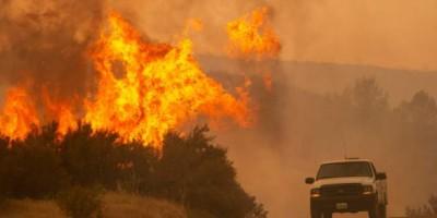 ΗΠΑ: Κόλαση φωτιάς στη Νότια Καλιφόρνια - Κάηκαν 182.100 στρέμματα δασικής έκτασης, 8 νεκροί
