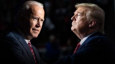 Εκλογές ΗΠΑ: Θρίλερ, με Trump 213 έδρες έναντι Biden 237, στόχος οι 270 - Στην Γερουσία μεγάλη μάχη με 46 προς 46 αλλά και στο Κογκρέσο 150-159