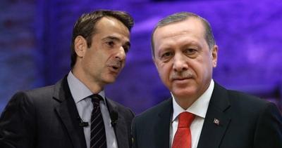 Erdogan: Για να υπάρξει ειρήνη στο Αιγαίο η Ελλάδα να σταματήσει επιθετικές ενέργειες που αγνοούν τα δικαιώματα της Τουρκίας