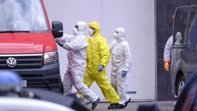 Ισπανία: Μέσα σε ένα 24ωρο καταγράφηκαν 683 νεκροί από τον κορωνοϊό και 5.756 νέα κρούσματα