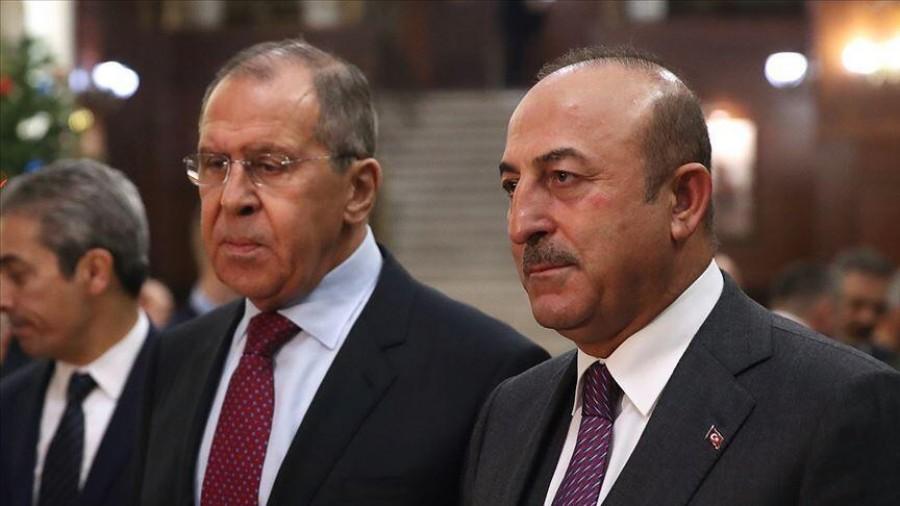 Lavrov: Οι κυρώσεις δεν θα σταματήσουν τη ρωσοτουρκική συνεργασία - Cavusoglu: Οι σχέσεις με Ρωσία δεν αποτελούν εναλλακτική επιλογή στο ΝΑΤΟ και την ΕΕ
