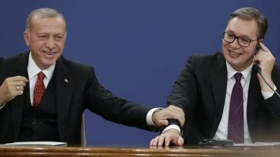 Vucic (Σερβία): Η φιλία Βελιγραδίου –Άγκυρας αποτελεί εγγύηση για τη σταθερότητα στα Βαλκάνια