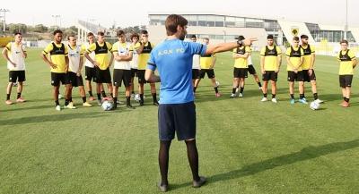 ΑΕΚ Β': Αναχωρεί για Πορταριά - 24 ποδοσφαιριστές στην αποστολή