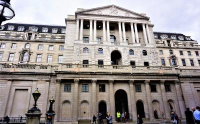 BoE: Δεν θα ακολουθήσουμε την ΕΚΤ στην πολιτική των αρνητικών επιτοκίων – Οι αγορές ομολόγων θα συνεχιστούν