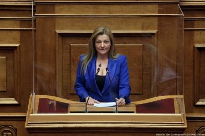 Αυγερινοπούλου (Βουλευτής ΝΔ): Η Ηλεία να έχει ισχυρή παρουσία στον ακαδημαϊκό χάρτη της χώρας