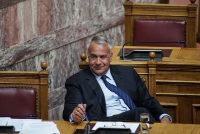 Βορίδης: Η μομφή του Τσίπρα δεν είναι κατά του Σταϊκούρα, αλλά κατά του Τσακαλώτου