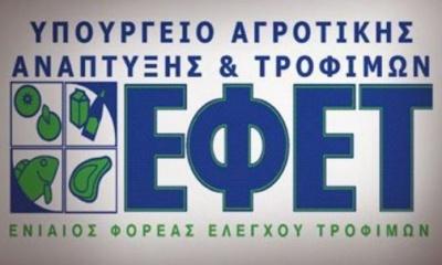 ΕΦΕΤ: Ξαφνικοί έλεγχοι στην αγορά εν όψει Πάσχα