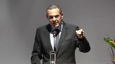 Καμμένος κατά Erdogan: Με τα χρήματα της ΕΕ προχωρά στην ίδρυση του χαλιφάτου