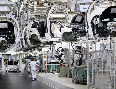 Ευρωζώνη: Ανακάμπει η βιομηχανική παραγωγή, αύξηση 4,1% τον Ιούλιο 2020