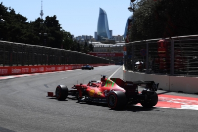 Formula 1: Poleman και στο Μπακού ο Λεκλέρ