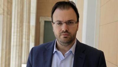 Θεοχαρόπουλος: Είμαστε ανοικτοί στον διάλογο μεταξύ των δυνάμεων που ανήκουν στον ευρύτερο προοδευτικό χώρο