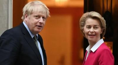 Σύνοδος Κορυφής G7: Η ΕΕ καλεί τον Boris Johnson να τηρήσει τον λόγο του για το Brexit