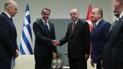 Σαφές μήνυμα Μαξίμου σε Erdogan: Εάν υπάρξει σημείο σύγκλισης στις διερευνητικές, θα εξετάσουμε κι άλλες συναντήσεις